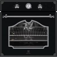 Духовой шкаф Electrolux SteamCrisp OPEB 2650B черный