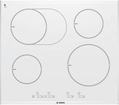 Варочная поверхность Bosch PIB 672 E14E белый