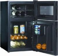 Холодильник Gastrorag BCWH-68 черный