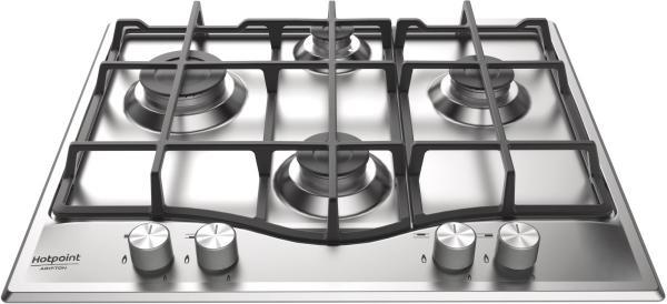 Варочная поверхность Hotpoint-Ariston PCN 641 нержавеющая  сталь