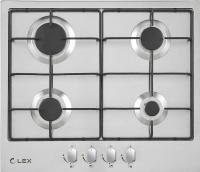 Варочная поверхность Lex GVS 644 IX нержавеющая сталь