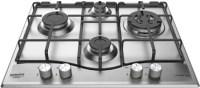Варочная поверхность Hotpoint-Ariston PCN 642 T нержавеющая  сталь