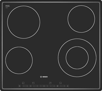 Варочная поверхность Bosch PKF 646 T14 черный