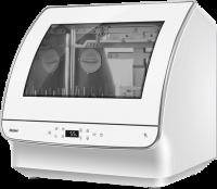 Компактная посудомоечная машина Haier DW2-STFWWRU